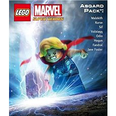 LEGO Marvel Super Heroes: Asgard Pack DLC (PC) DIGITAL (CZ) - Hra pro PC