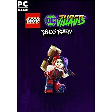 LEGO DC Super-Villains Deluxe Edition (PC) DIGITAL (CZ) - Hra pro PC