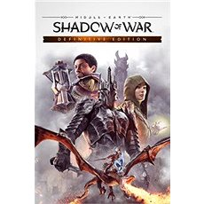 Middle-Earth: Shadow of War Definitive Edition (PC) DIGITAL (CZ) - Hra pro PC