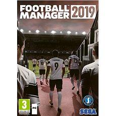 Football Manager 2019 (PC) DIGITAL (CZ) - Hra pro PC