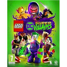 LEGO DC Super-Villains (PC) DIGITAL (CZ) - Hra pro PC