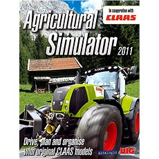Agricultural Simulator 2011: Extended Edition (PC) DIGITAL (CZ) - Hra pro PC