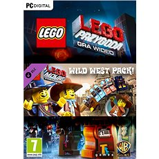 LEGO Movie Videogame: Wild West Pack DLC (PC) DIGITAL (CZ) - Hra pro PC