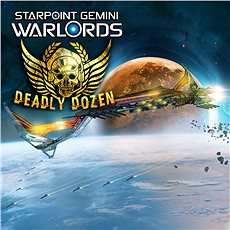 Starpoint Gemini Warlords: Deadly Dozen (PC) DIGITAL (CZ) - Hra pro PC