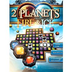 2 Planets Fire and Ice (PC) DIGITAL (CZ) - Hra pro PC