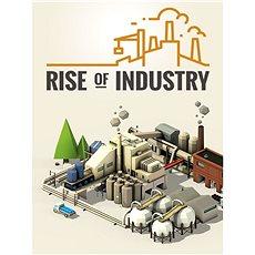 Rise of Industry (PC/LX) DIGITAL (CZ) - Hra pro PC