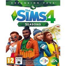 The Sims 4: Roční období (PC) DIGITAL (CZ) - Hra pro PC