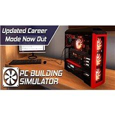 PC Building Simulator (PC) DIGITAL (CZ) - Hra pro PC
