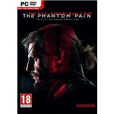 Metal Gear Solid V: The Phantom Pain (PC) DIGITAL (CZ) - Hra pro PC