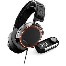 SteelSeries Arctis Pro + GameDAC - Herní sluchátka