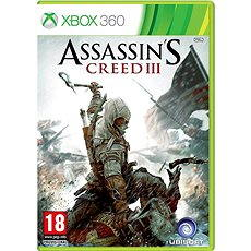 Assassins Creed III -  Xbox 360 - Hra pro konzoli