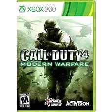 Call of Duty: Modern Warfare -  Xbox 360 - Hra pro konzoli