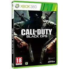 Call of Duty: Black Ops -  Xbox 360 - Hra pro konzoli