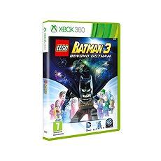 LEGO Batman 3: Beyond Gotham -  Xbox 360 - Hra pro konzoli