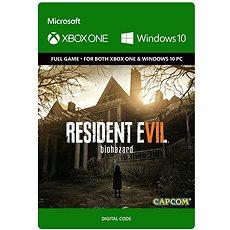RESIDENT EVIL 7 biohazard - (Play Anywhere) DIGITAL - Hra pro PC i konzoli