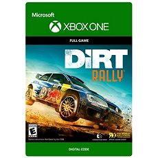 DiRT Rally - Xbox One DIGITAL - Hra pro konzoli