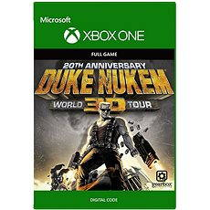 Duke Nukem 3D: 20th Anniversary World Tour - Xbox One DIGITAL - Hra pro konzoli