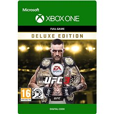 UFC 3: Deluxe Edition - Xbox One Digital - Hra pro konzoli