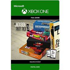 The Jackbox Party Pack 3 - Xbox One Digital - Hra pro konzoli