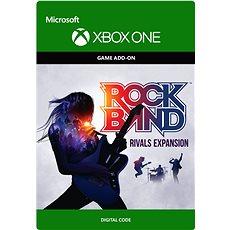 Rock Band Rivals Expansion - Xbox One Digital - Herní doplněk