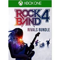 Rock Band 4 Rivals Bundle - Xbox One Digital - Herní doplněk