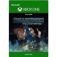 Bulletstorm: Full Clip Edition - Xbox One Digital - Hra pro konzoli