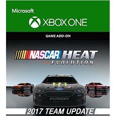 NASCAR Heat Evolution: 2017 Update - Xbox One Digital - Herní doplněk