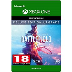 Battlefield V: Deluxe Edition Upgrade  - Xbox One DIGITAL - Herní doplněk