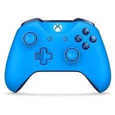 Xbox One Wireless Controller Blue - Gamepad