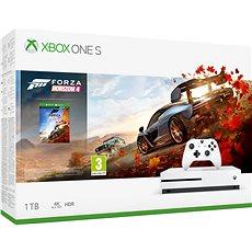 Xbox One S 1TB + Forza Horizon 4 - Herní konzole