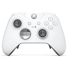 Xbox One Wireless Controller Elite White - Gamepad