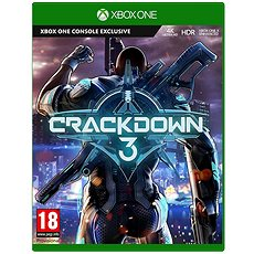 Crackdown 3 - Xbox One - Hra pro konzoli