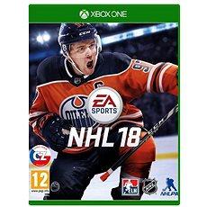 NHL 18 - Xbox One - Hra pro konzoli