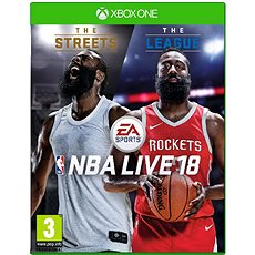 NBA Live 18 - Xbox One - Hra pro konzoli