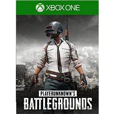 PlayerUnknowns Battlegrounds - Xbox One - Hra pro konzoli