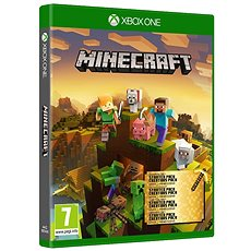 Minecraft Master Collection - Xbox One - Hra pro konzoli