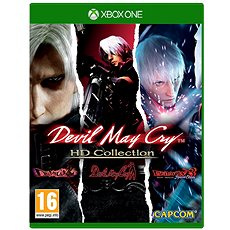 Devil May Cry HD Collection - Xbox One - Hra pro konzoli