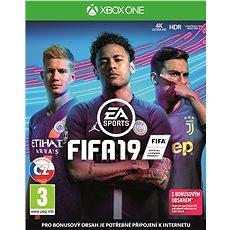 FIFA 19 - Xbox One - Hra pro konzoli