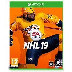 NHL 19 - Xbox One - Hra pro konzoli