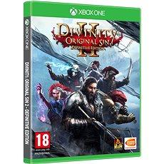 Divinity: Original Sin 2 - Definitive Edition - Xbox One - Hra pro konzoli