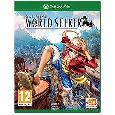 One Piece: World Seeker - Xbox One - Hra pro konzoli