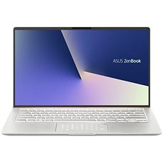 ASUS ZenBook 14 UX433FN-A5056T Icicle Silver Metal - Ultrabook