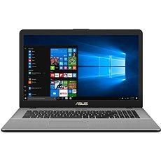 ASUS VivoBook Pro 17 N705FN-GC017T Star Grey Metal - Notebook