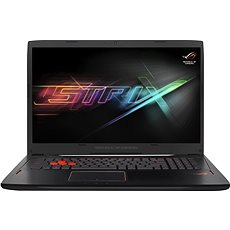 ASUS ROG STRIX GL702VT-GC024T černý kovový - Herní notebook