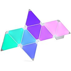 Nanoleaf Light Panels Rhythm Smarter Kit - LED světlo