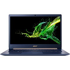 Acer Swift 5 Pro UltraThin Charcoal Blue celokovový - Notebook