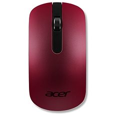 Acer Thin-n-Light Optical Mouse Lava Red - Myš