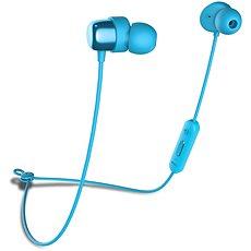 Niceboy HIVE E2 modrá - Sluchátka s mikrofonem