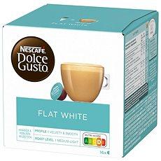 NESCAFÉ Dolce Gusto FLAT WHITE 16ks x 3 - Kávové kapsle