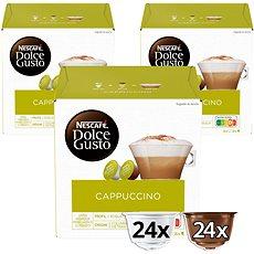 Nescafé Dolce Gusto Cappuccino 16 x 3ks - Kávové kapsle